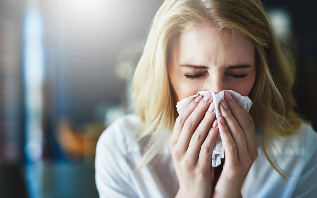 Des maladies qu'il est possible d'attraper par la salive…